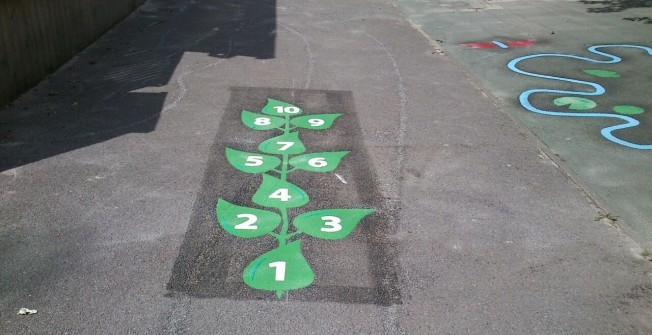 Classic Playground Games Designs in Abington