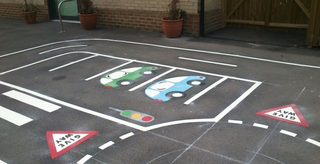 Play Flooring Designs in Magherafelt