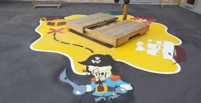 Imaginative Playground Designs in Innertown