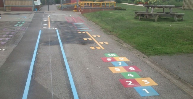 Playground Design Relined in Arden